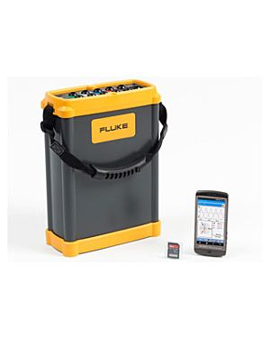 Fluke 1750: Three Phase Power Quality Recorder