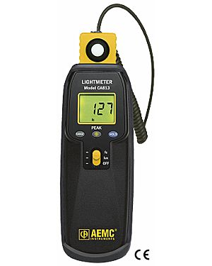 AEMC CA813: Light Meter