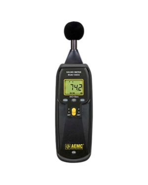 AEMC CA832: Sound Level Meter