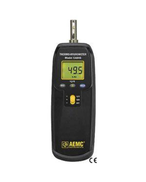 AEMC CA846: Thermo-Hygrometer Model CA846 (NTC)