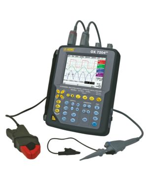 AEMC OX-704-CK: Portable Oscilloscope