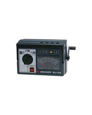 Megger 6410-867: Megohmmeter, 100/250/500/1000V