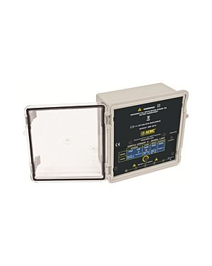 AEMC L264: Simple Logger II Model L264 (4-Channel, TRMS, Bluetooth, 600VAC/DC, DataView Software)