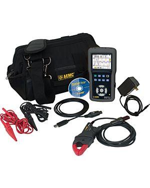 AEMC 8230 w/MN93-BK: PowerPad Jr. Model 8230 w/MN93-BK