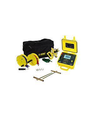 AEMC 4620 Kit-300ft: Ground Resistance Tester Model 4620 Kit-300ft (Model 4620 & Cat. #2135.36)