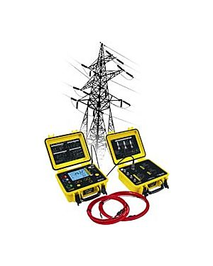 AEMC 6474 Kit: GroundFlex Field Kit Model 6474 (Tower Tester) *For shipments Continental US & Canada only