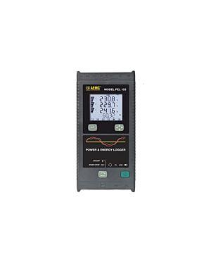 AEMC PEL 103: Power & Energy Logger Model PEL 103 (W/LCD, w/3 MA193-10-BK Sensors)