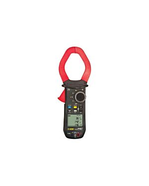 AEMC 403: Clamp-on Meter Model 403 (TRMS, 1000VAC/DC, 1000AAC/1500ADC, Ohms, Continuity, Temperature)