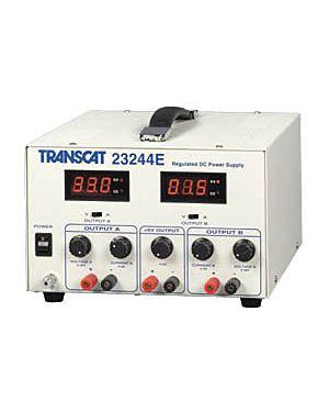 Transcat 23244E: Triple DC Power Supply