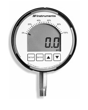 3D Instruments DPG 66544-29B71 - Digital Pressure Gauge