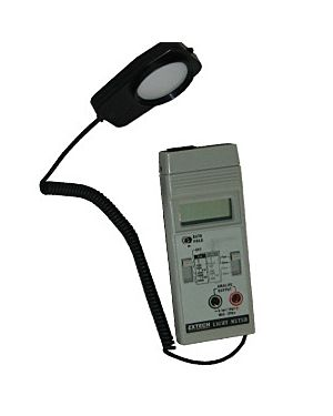 Extech 401025: Foot Candle/Lux Meter