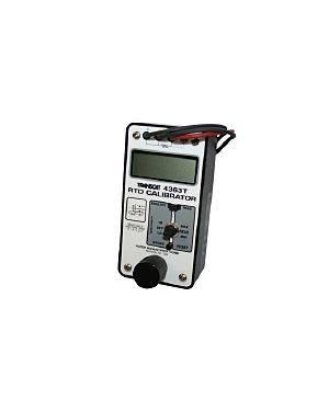 Transcat 4363T: RTD Calibrator