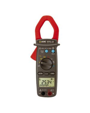 AEMC 514: Clamp-on Meter DMM