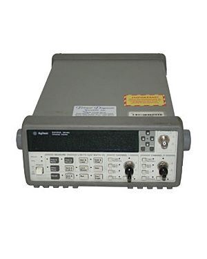 Agilent 53131A: Frequency Counter