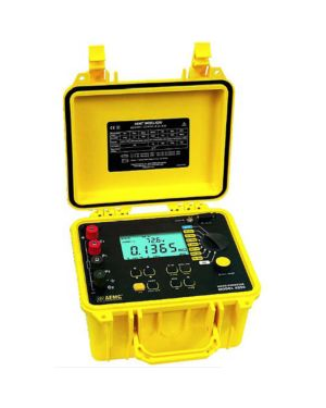 AEMC 6250: Micro-Ohmmeter