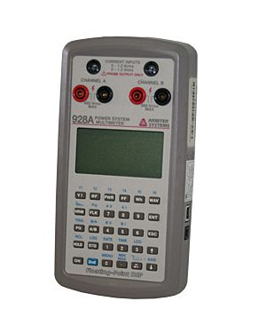 Arbiter Systems Inc. 928A Phase Angle Multimeter