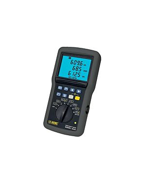 AEMC 2130.96 8220 Series: Power Quality Meter