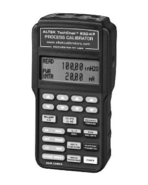 Altek 830-KP: Calibrator; Process, Multifunction