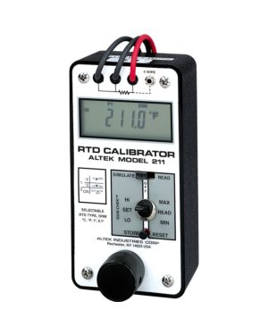 Altek 211: RTD Calibrator