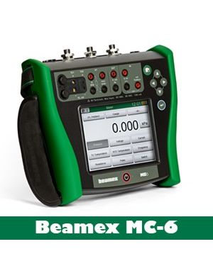 Beamex MC6 Field Calibrator and Communicator
