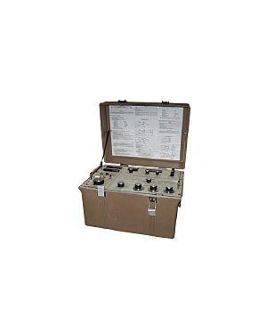 Megger 670065: Capacitance & Dissipation Factor Test Set