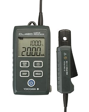 Yokogawa CL420: Process Clamp On Meter