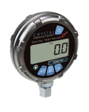 Crystal XP21: Pressure Gauge