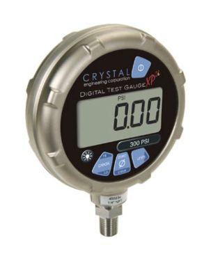 Crystal CALXP: Pressure Gauge