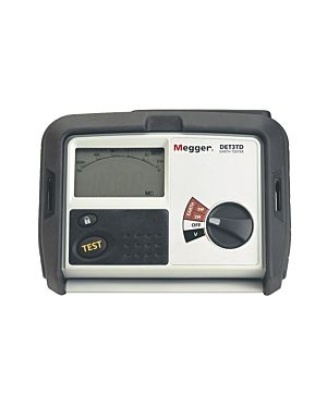 Megger DET3TD: Digital Ground Tester