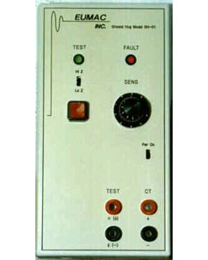 EUMAC GH-01: Ground Hog - DC & AC Fault Locator