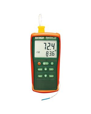 Extech EA11A: Thermometer, Type K