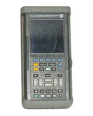 Fluke 105B: Oscilloscope