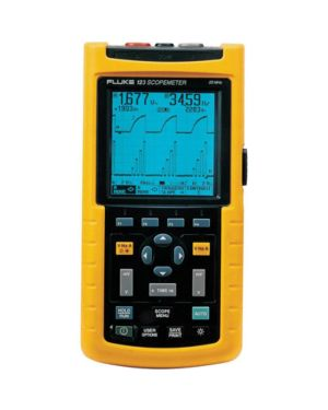 Fluke  123: Oscilloscope; 2 Channel, 20 MHz