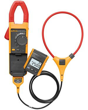 Fluke 381 True-rms Clamp-on Meter with Remote Display and iFlex
