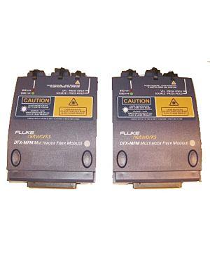 Fluke DTX-MFM: Cat 5/6 Module LAN Cable Tester