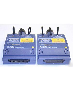 Fluke DTX-SFM2: Cat 5/6 Module LAN Cable Tester