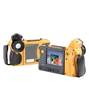 Fluke Ti50FT: IR FlexCam Thermal Imagers with IR-Fusion Technology
