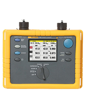 Fluke 1735: Three-Phase Power Logger