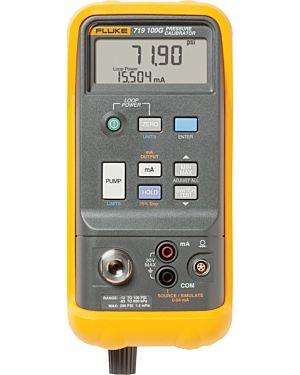 Fluke 719 100G Electric Pressure Calibrator