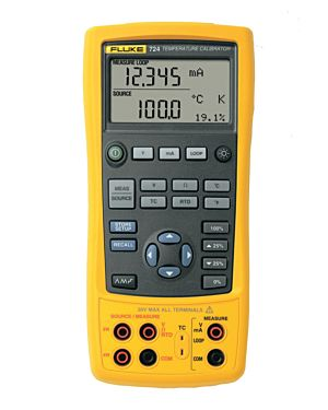 Fluke 724: Temperature Calibrator