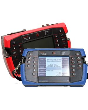 GE Scout 140: Portable Vibration Analyzer