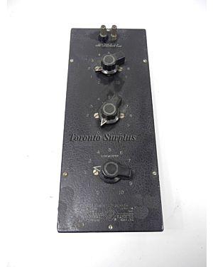 General Radio 219-M: Decade Resistor