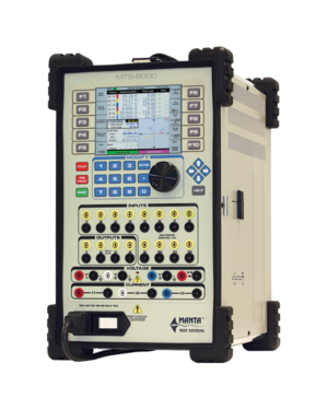 Manta MTS-5000: Protective Relay Test System