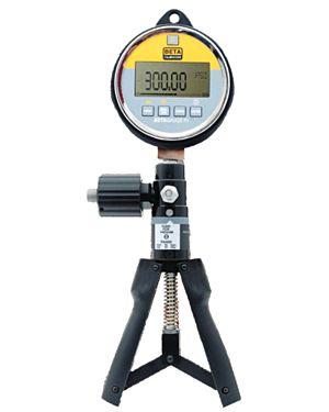 Martel BETA PI-3000: Digital Pressure Test Gauge