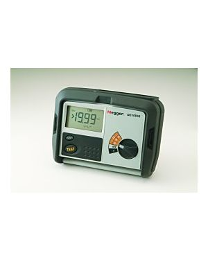 Megger DET4TR2 1000-324 : Rechargeable Four Pole Soil Resistivity Testing Kit
