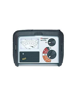 Megger MIT310-EN: 1000V Insulation and Continuity Tester