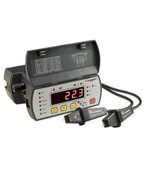 Megger Ductor DLRO10: Digital Low Resistance Ohmmeter
