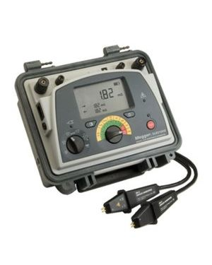 Megger DLRO10HD: Digital Low Resistance Ohmmeter