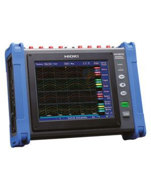 Hioki MR8875: Data Acquisition Memory Hi Corder