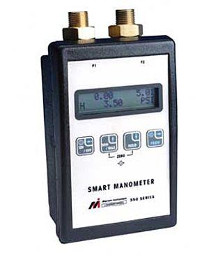 Meriam 350-GI0200: Smart Manometer Test Gauge